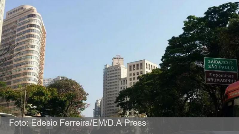 Calor extremo pode bater recorde do ano e chegar aos 40°C em Minas