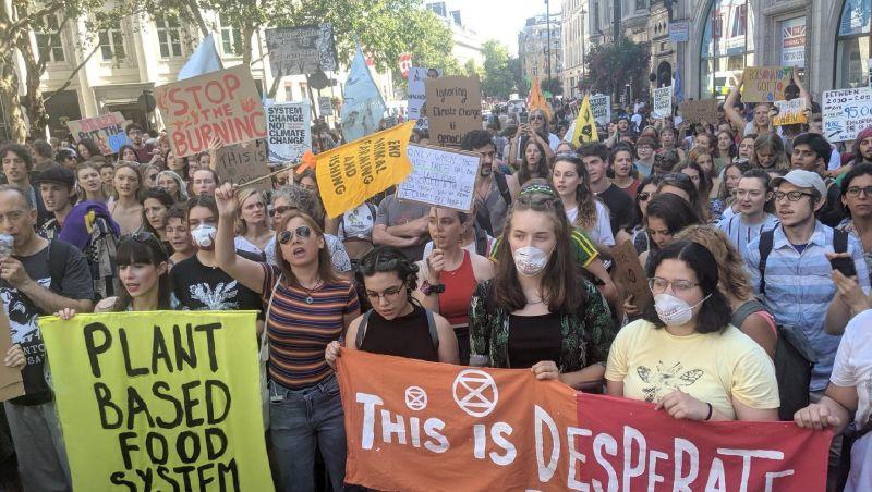 Bolsonaro vira alvo de protestos em defesa da Amazônia pelo mundo
