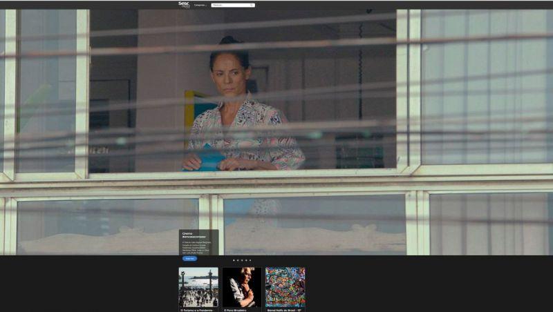 Sesc-SP disponibiliza exibição gratuita de filmes em streaming