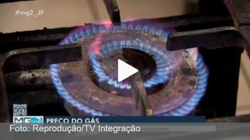 Aumento do custo do gás de cozinha tem impacto no preço das refeições em Juiz de Fora