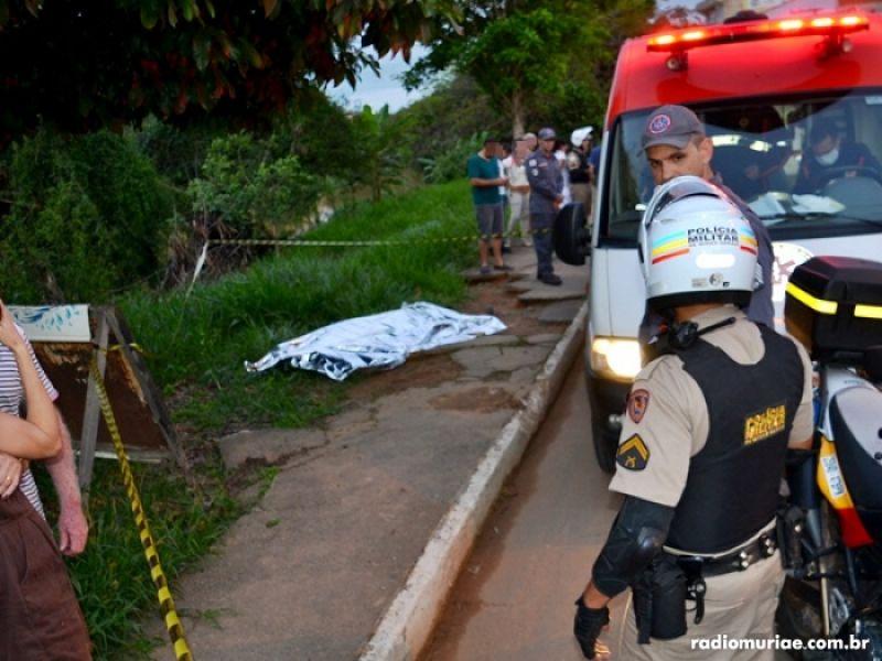 Homem é morto a tiros em Muriaé