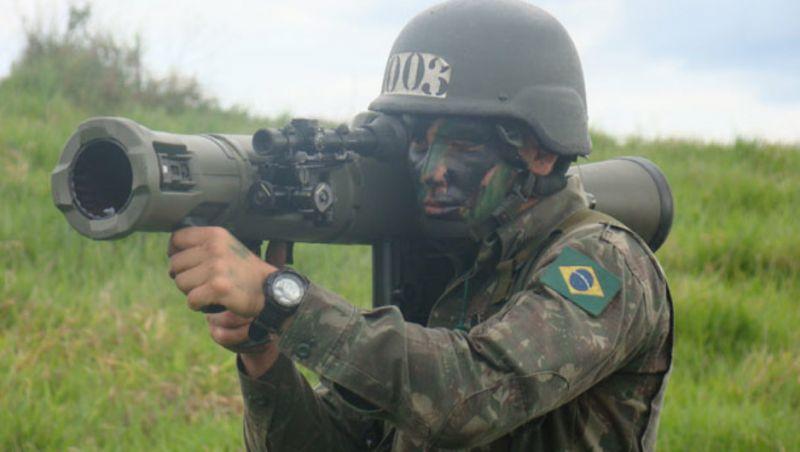 Cerca de mil militares da 4ª Brigada de Infantaria Leve de Montanha operam nas montanhas da região