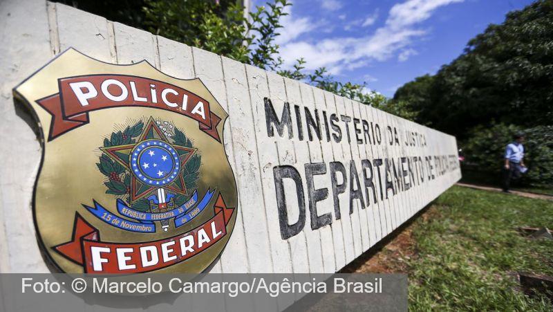 PF cumpre 36 mandados de prisão em oito estados e no DF