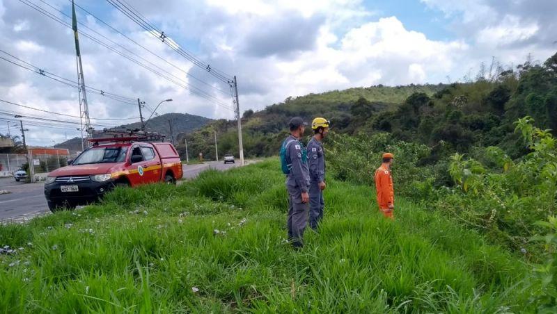 Bombeiros confirmam que cadáver é de rapaz que desapareceu no Paraibuna
