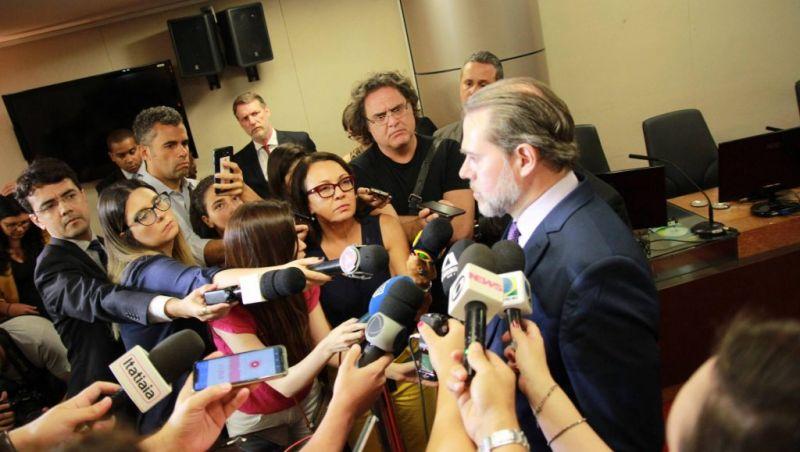Josias de Souza: Notícia sobre Toffoli pede explicação, não censura