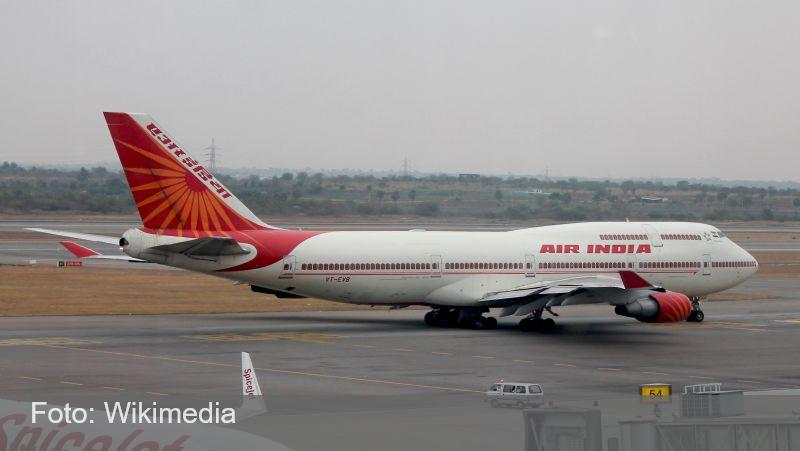 Brasil proíbe entrada de estrangeiros em voos provenientes da Índia