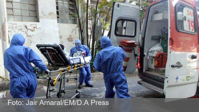 Nas últimas 24 horas, MG registrou 7.831 casos e 173 mortes por coronavírus
