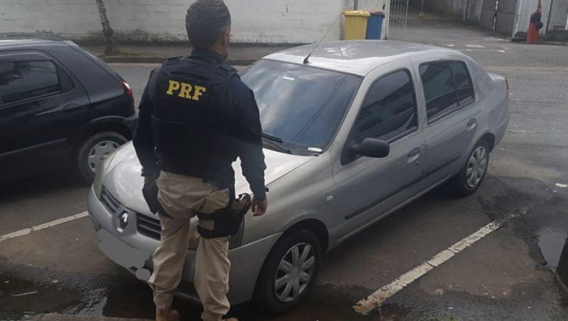 Foragido da Justiça de Bicas natural de Além Paraíba é preso pela PRF em JF