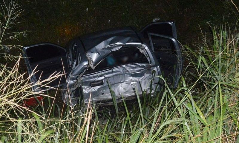 Idoso morre e esposa fica gravemente ferida em acidente na BR-116