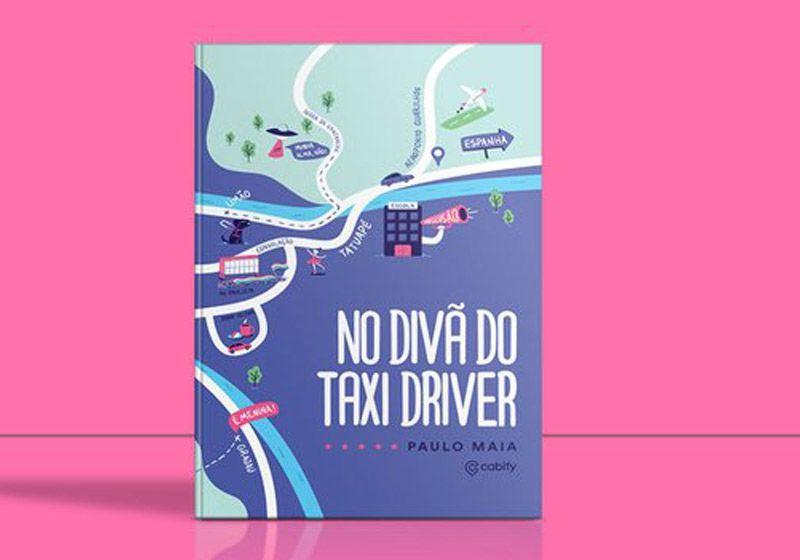 Motorista de app lança livro com histórias que ouviu de passageiros
