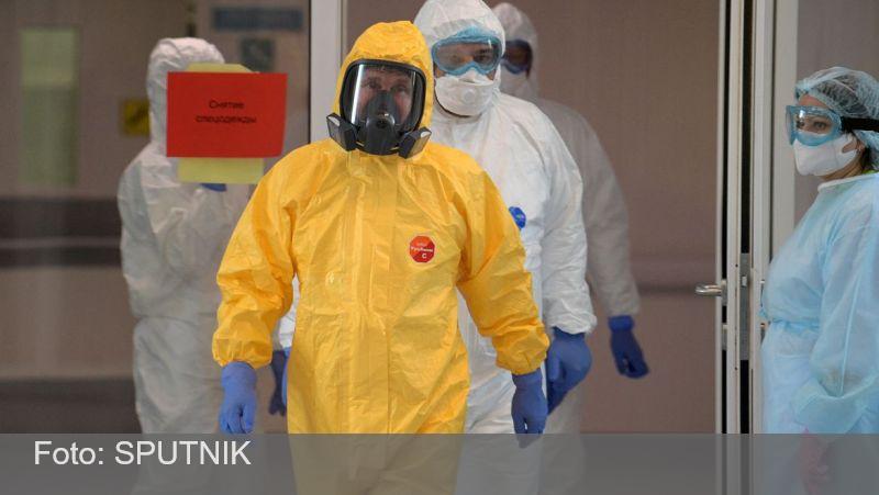Rússia bate recorde de novas infecções com 24.318 casos em 24 horas
