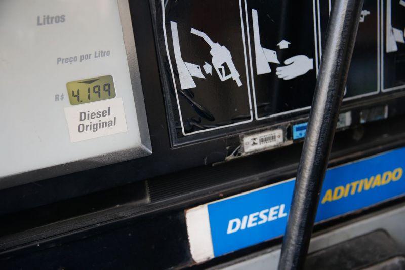 Petrobras reduz preço da gasolina e do diesel para distribuidoras