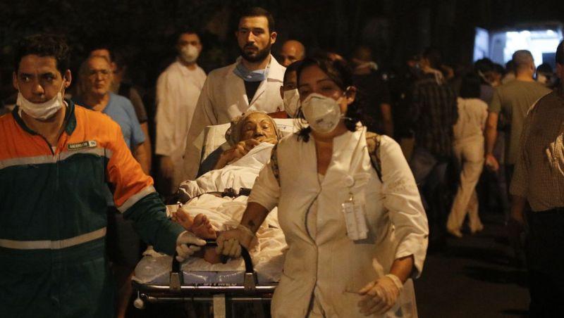 Famílias de vítimas de incêndio no Badim apontam descaso após tragédia