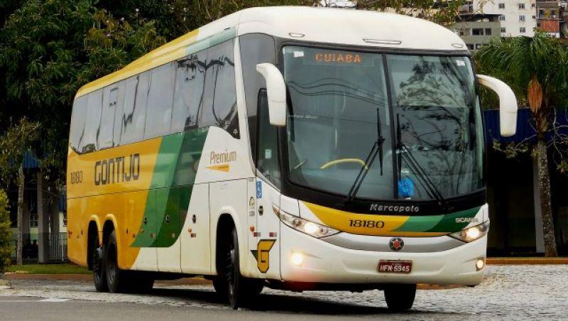 Passageiro deve ser indenizado por atraso de ônibus interestadual
