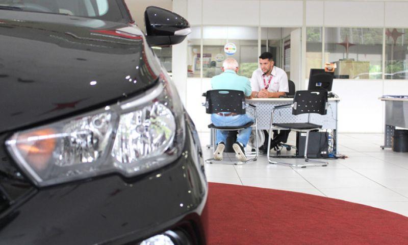 Concessionárias de JF registram aumento de vendas de veículos 0 km