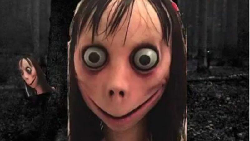 Alerta: Momo aparece em vídeos infantis e ensina crianças a se suicidarem
