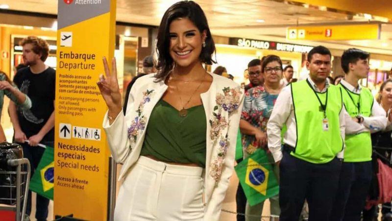 'Não tenho medo de perder', diz juiz-forana que vai disputar o Miss Universo
