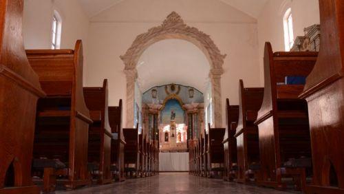 Igreja mais antiga do Brasil em atividade é aberta para visitação