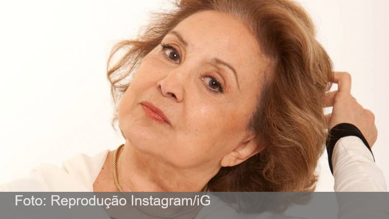 Eva Wilma permanece internada: 'quadro respiratório permanece estável'