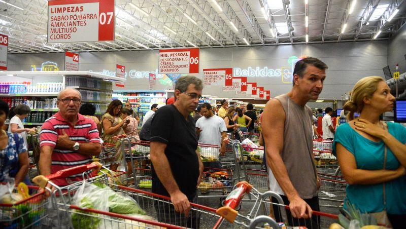 Prévia da inflação oficial é de 0,58% em outubro