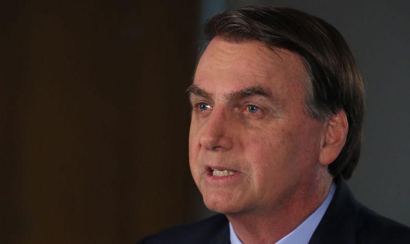 'Estamos diante do maior desafio da nossa geração', diz Bolsonaro