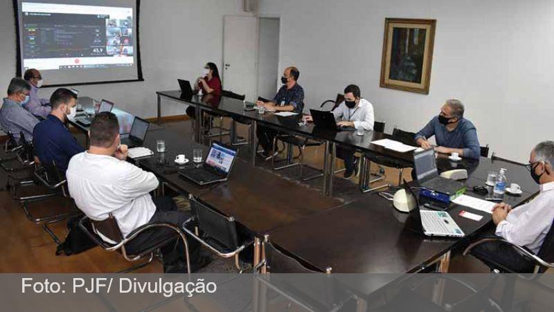 Comitê Municipal da Covid-19 se prepara para processo de transição da PJF