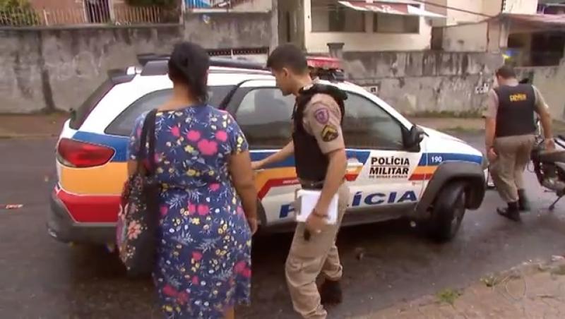 Professora é agredida por mãe de aluna dentro de escola estadual em Juiz de Fora - texto e vídeo