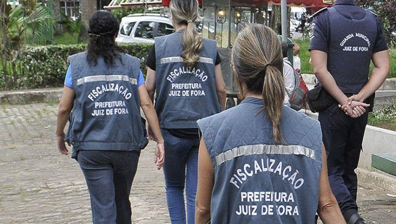 Fiscalização pela Vida realiza 140 vistorias em Juiz de Fora durante o final de semana