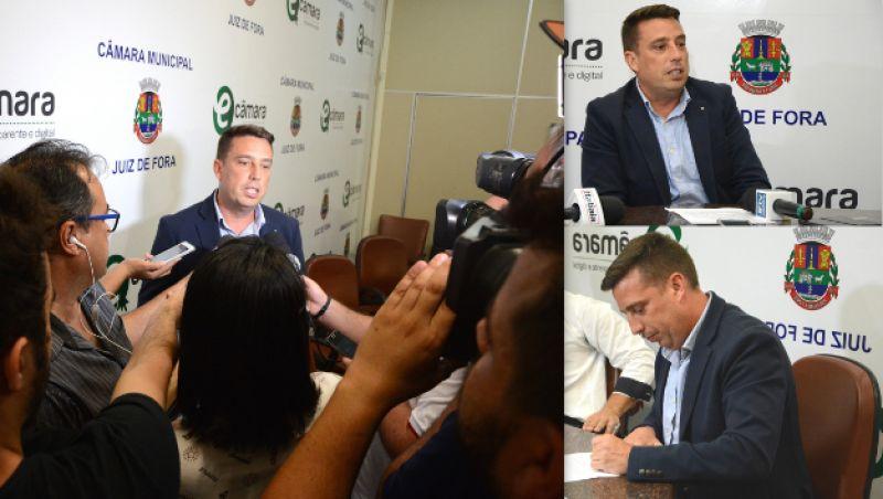 Rodrigo Mattos divulga preço das inscrições e prazos do concurso da Câmara de JF