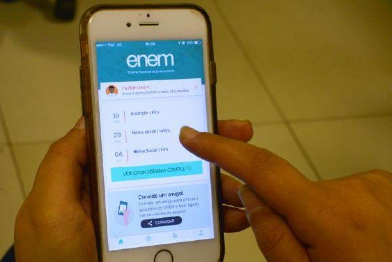 Termina hoje prazo para pedir uso do nome social no Enem