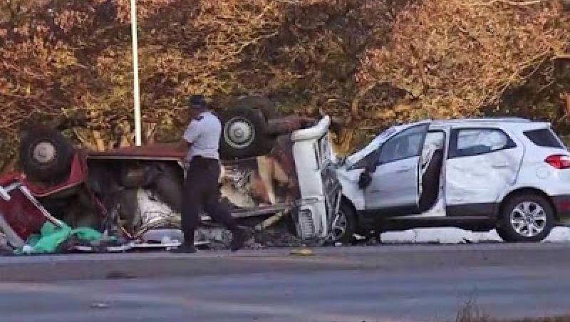 Casal morre em acidente causado por preso durante saidinha do Dia dos Pais
