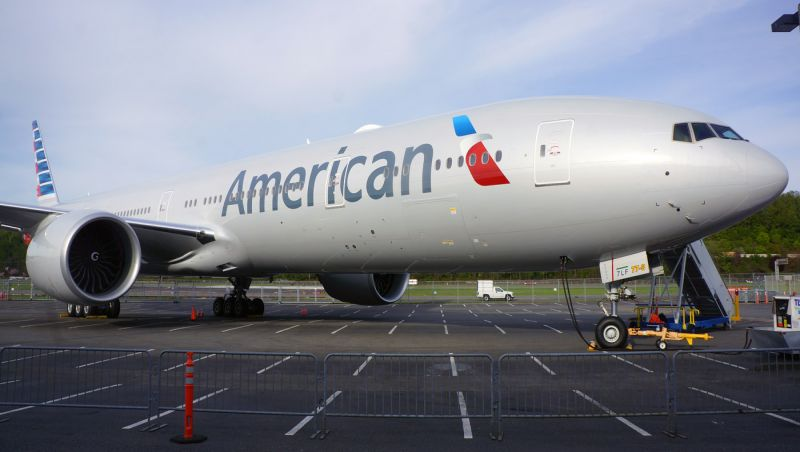 American Airlines suspende voos para o Brasil