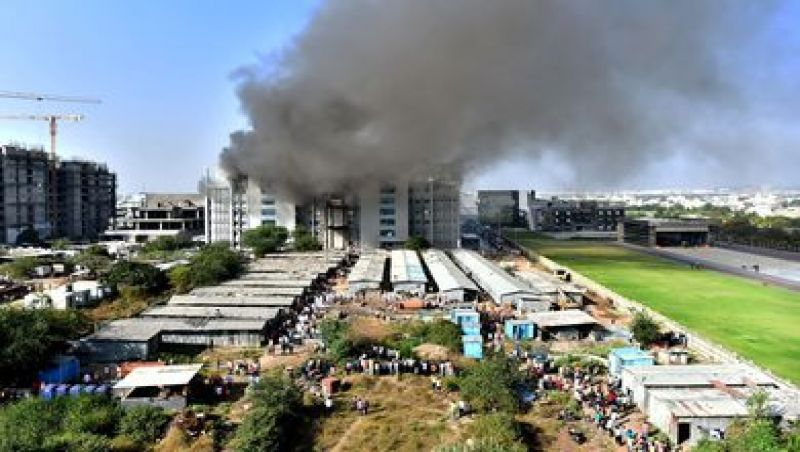Instituto Serum: Cinco morrem em incêndio na maior fábrica de vacinas do mundo