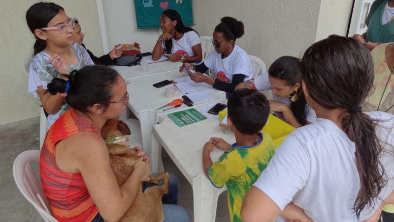Canil Municipal de Juiz de Fora doa 11 animais em evento de adoção