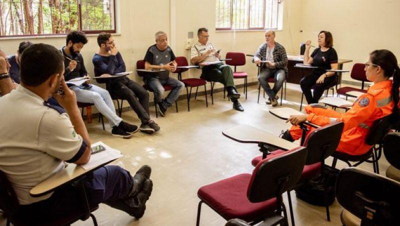 UFJF e autoridades discutem esquema para as provas do Pism