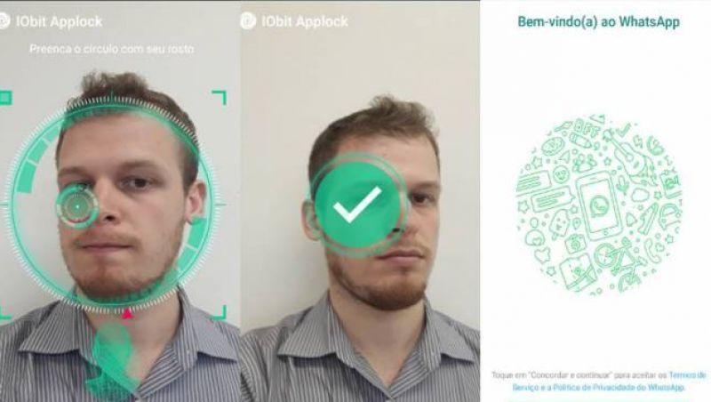 Saiba como bloquear o WhatsApp por reconhecimento facial ou impressão digital