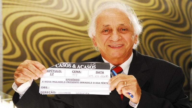 Morre aos 85 anos o ator Flávio Migliaccio no RJ