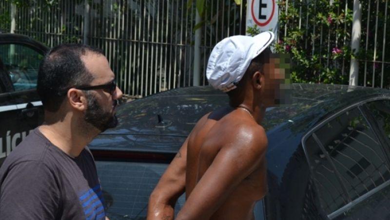 Polícia Civil prende principal suspeito de matar e carbonizar homem na zona rural de Muriaé