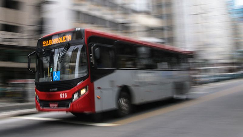 Consórcios sugerem tarifa de R$ 3,94 no transporte público de JF
