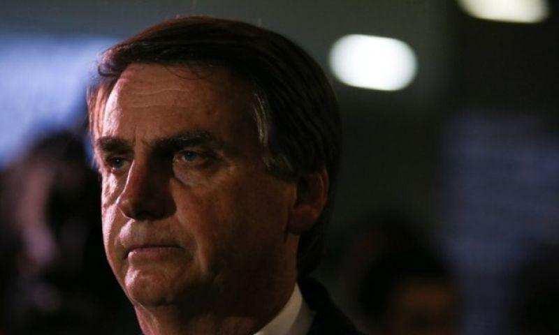 Bolsonaro sugere metralhar a Rocinha para resolver guerra na comunidade