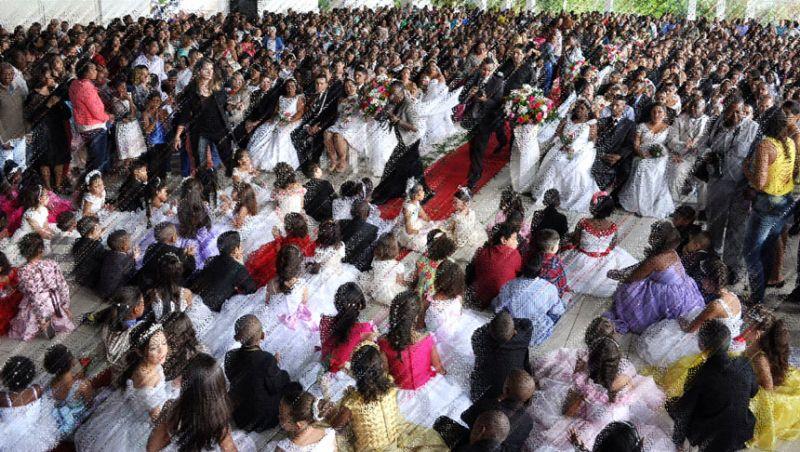 """""""Bem Casados"""" - PJF reabre vagas para casamento comunitário"""
