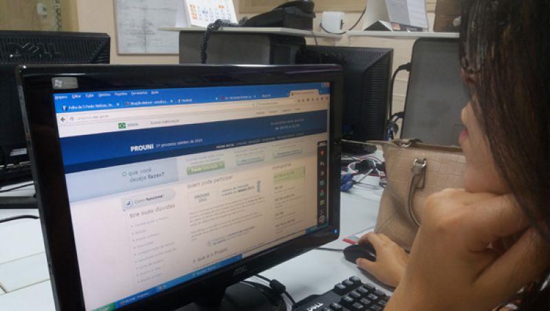 Inscrições para o ProUni já podem ser feitas pela internet