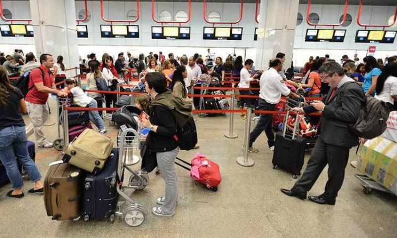 Com cobrança de bagagens, queixas em aeroportos dobram