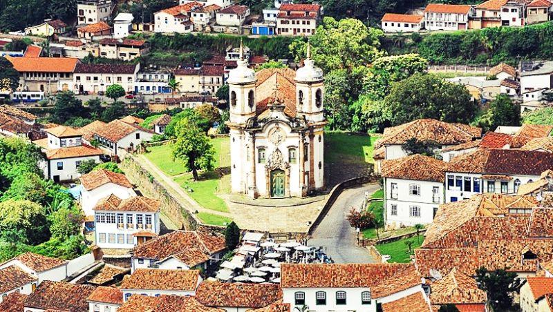 Minas Gerais é eleito o melhor destino histórico e de natureza do país