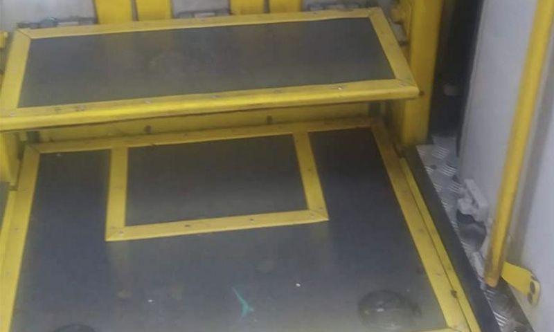 Cadeirante denuncia falta de acessibilidade em ônibus