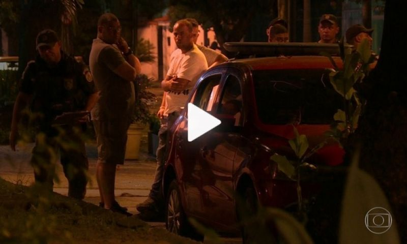 PM mata flanelinha que jogou água no para-brisa de carro