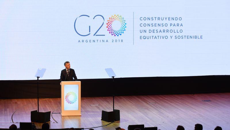 Ministros do G20 alertam para riscos de tensões comerciais e políticas