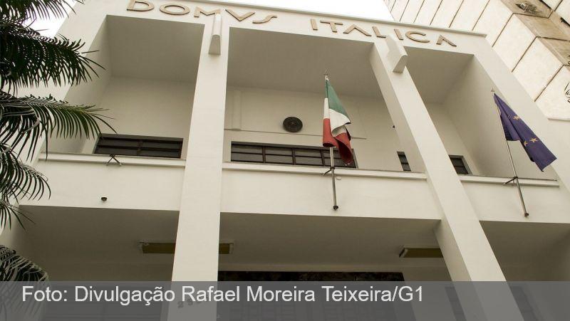 Vereadores aprovam representação ao MP para evitar leilão da Casa d'Itália em Juiz de Fora