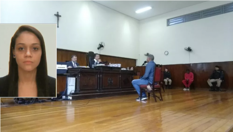 Acusado do feminicídio de Alícia Cordeiro é condenado a 28 anos de prisão em Juiz de Fora