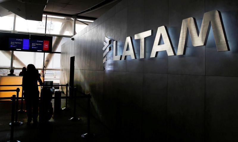 Latam Airlines reduzirá voos em 70% devido ao coronavírus